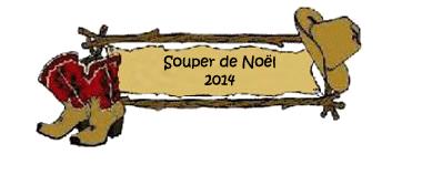 2016-03-27 - SOUPER DE NOÊL 2014 Fred model KRISTEN Itc regular strong 10