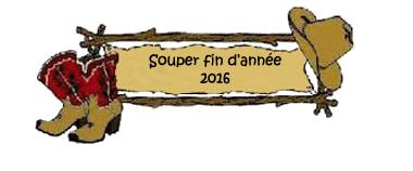 2016-04-30 - SOUPER FIN D'ANNÉE 2016